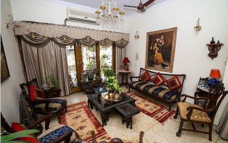 Bed and Breakfast in New Delhi